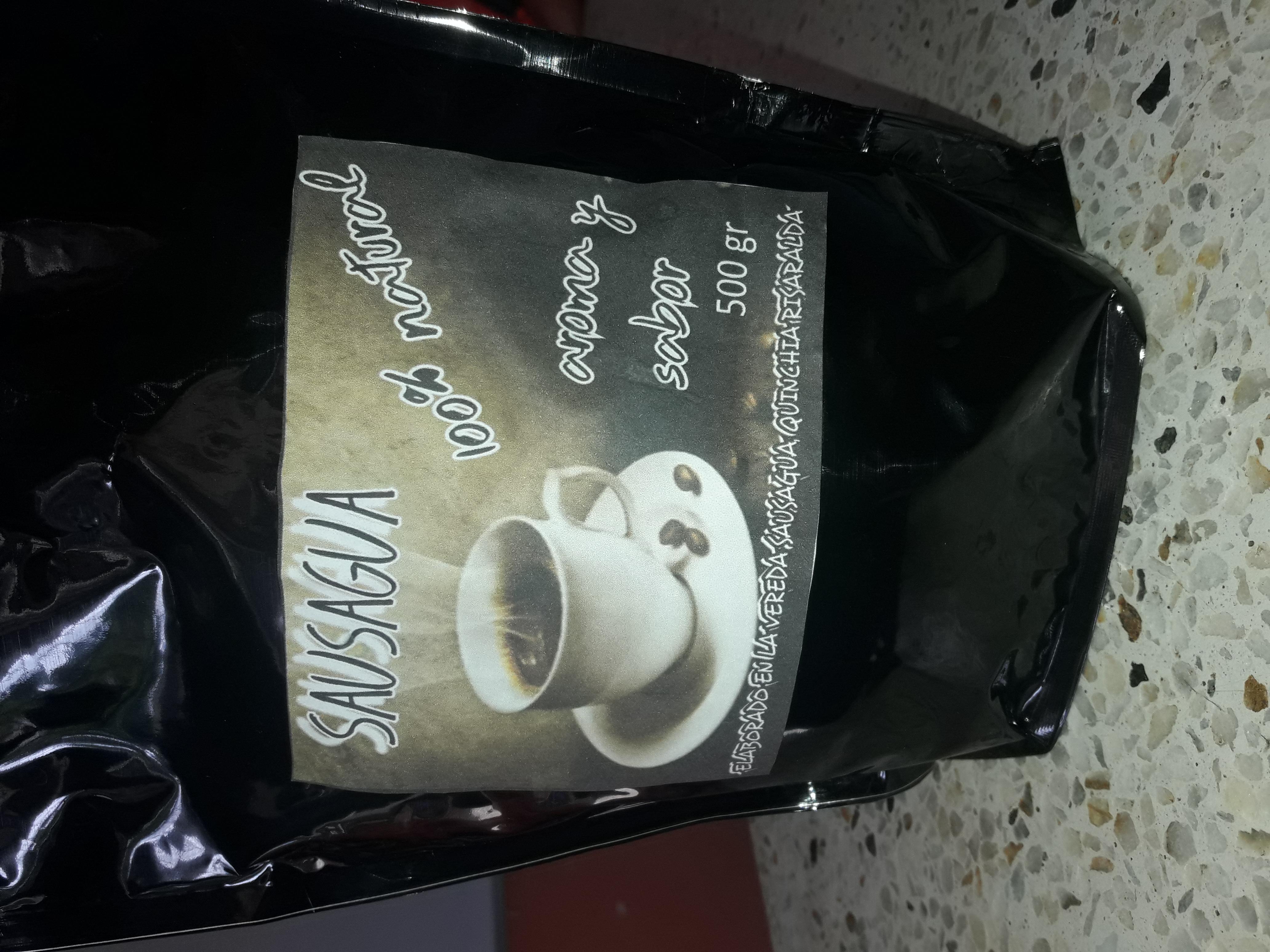cafesausagua